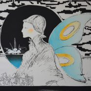 Louise Rath – serigraphy (Siebdruck)